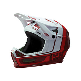IXS Xult Bike Helmet red/white